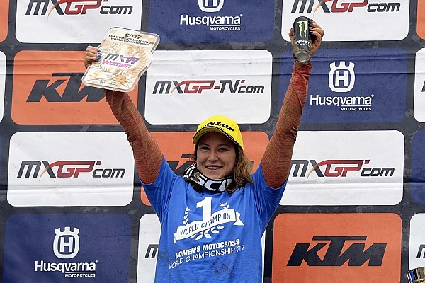 Mondiale Cross MxGP Ultime notizie Kiara Fontanesi campionessa mondiale per la quinta volta!