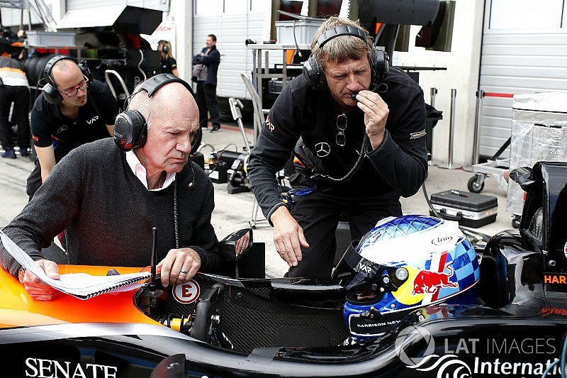 Video: Adrian Newey's racing son