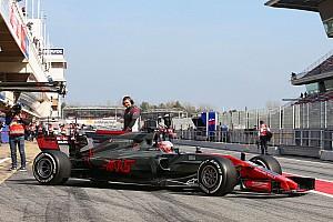 Формула 1 Новость Магнуссен объяснил причины аварии на тестах