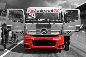 Kamion Eb BRÉKING FIA Kamion Eb: Már a Nürburgringen is otthon érzi magát Kiss Norbi