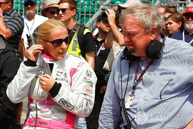 Pippa Mann correrá para Coyne en Indy 500