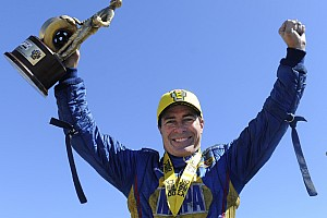 Capps scores third victory of the NHRA season