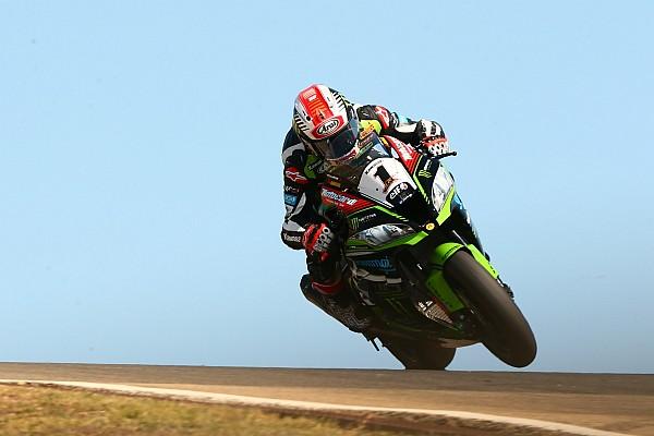 Superbike-WM WorldSBK in Portimao: Rea dominiert Rennen 1, Bradl stürzt