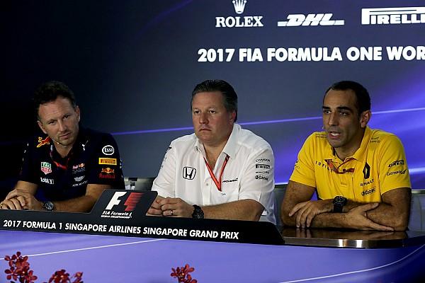Formule 1 Analyse Quelles répercussions à long terme après la saga des moteurs?