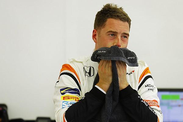 Formula 1 Kolom Vandoorne: Terus berjuang meski dalam situasi yang aneh