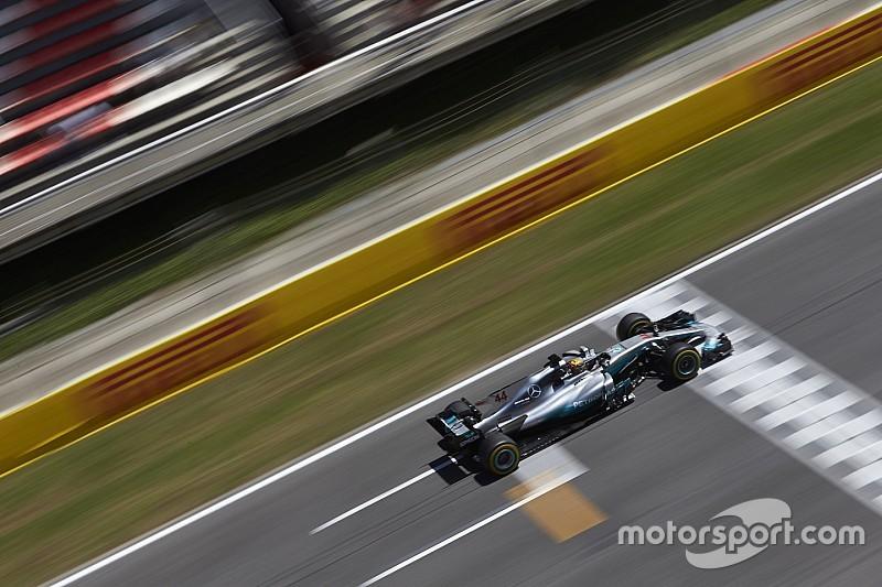 Гран Прі Іспанії: попередня стартова решітка