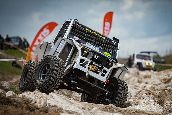 Offroad Qualifying report 2017 Ultra4 Europe Round 1 – Maxxis King of France