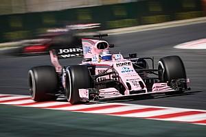 F1 Noticias de última hora Sergio Pérez no se ve en Q3 en España