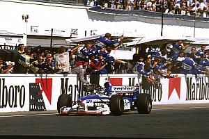 Fórmula 1 Historia Un día como hoy: Hill y el milagro con Arrows en Hungría 1997