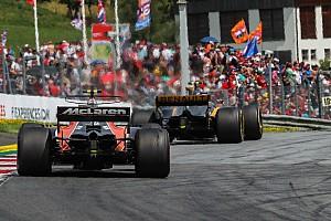 F1 Noticias de última hora Renault no tendrá influencia de McLaren en su motor hasta 2020