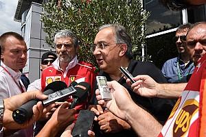 Formel 1 News Marchionne droht erneut: Freiere Regeln, sonst ist Ferrari weg!