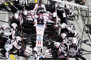 F1 Noticias de última hora Sergio Pérez llega motivado a Silverstone