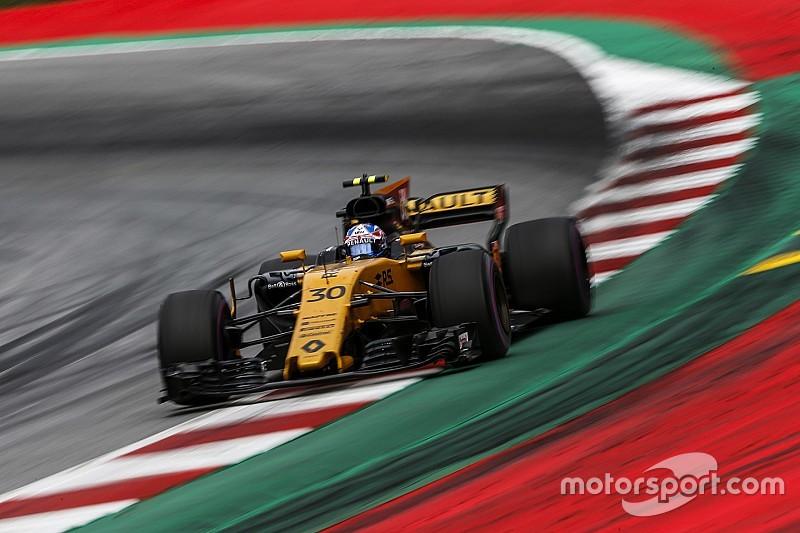 Formel 1 2017: Jolyon Palmer muss abkucken bei Nico Hülkenberg