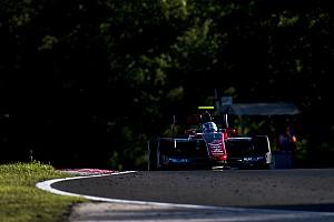 GP3 速報ニュース 【GP3】ハンガリーレース1:福住仁嶺2位獲得。エイトケン今季初勝利