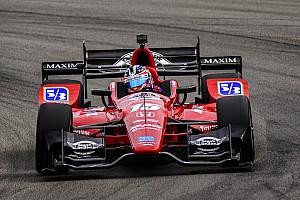 IndyCar Reporte de prácticas Rahal en primero en el warm-up y Gutiérrez en décimo