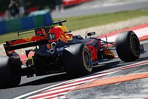 """Red Bull: """"3º lugar é o máximo que podemos com esse motor"""""""