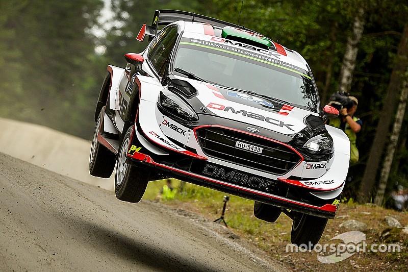 Finlandia, PS22-23: Evans passa Hanninen e agguanta il podio