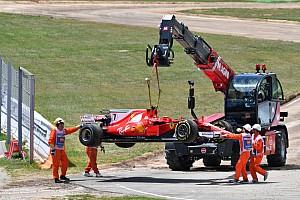 Формула 1 Новость Райкконен и Ферстаппен обвинили Боттаса в столкновении на старте