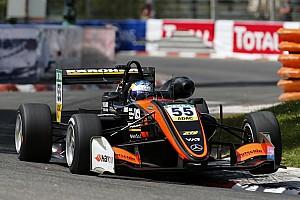 F3 Europe Breaking news F3 driver Beckmann splits with Van Amersfoort Racing