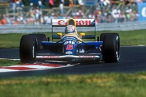 Formel 1 Fotostrecke Red 5: Die Formel-1-Karriere von Nigel Mansell