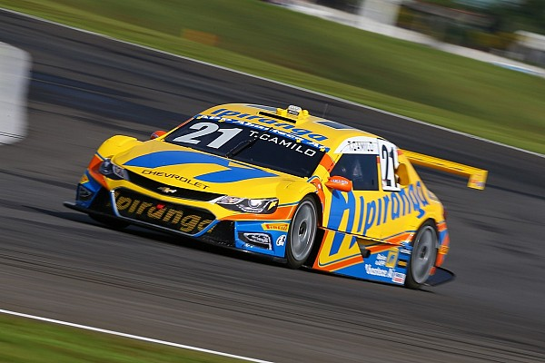 Stock Car Brasil Camilo from pole and Zonta from 16th are the winners at Londrina