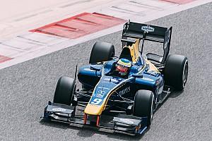 FIA F2 Verslag vrije training F2 Bahrein: Rowland topt training, problemen voor De Vries