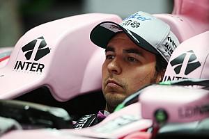 F1 Noticias de última hora Sergio Pérez cree que el caos será positivo para Force India