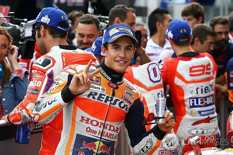 Pole, Márquez diz que teste em Brno foi crucial para melhora