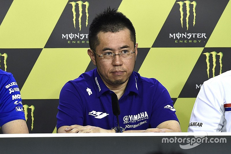 Yamaha project leader Tsuya stands down for 2019