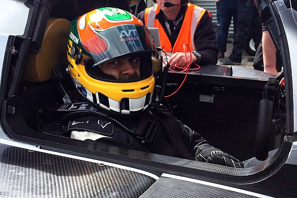 Endurance Race report Donington LMP3 Cup: Chandhok finishes fourth in Race 2
