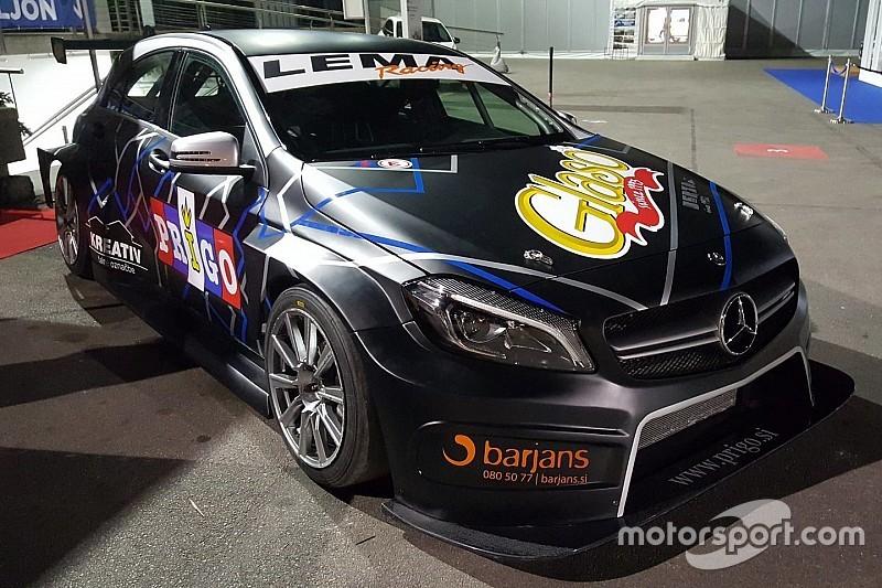 Che fine ha fatto la Mercedes A 45 TCR della LEMA Racing?