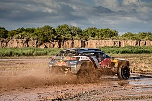Dakar Etap raporu Dakar 2018, 13 Etap: Sainz zafere gidiyor, Peterhansel kaza yaptı