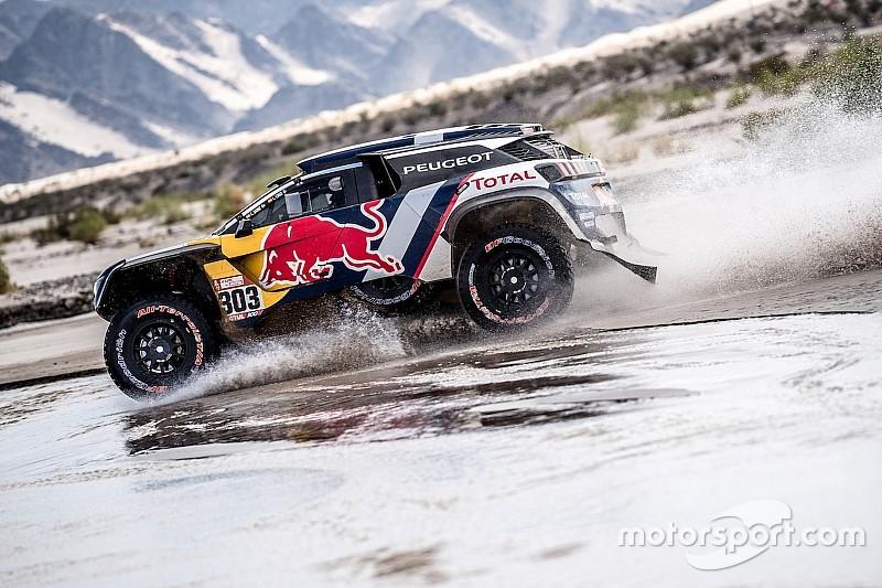 Fotogallery: Carlos Sainz, vincitore Auto della Dakar 2018