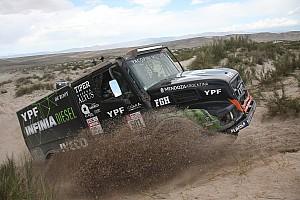 Dakar Noticias de última hora Villagra lidera en camiones