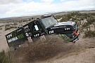 Dakar Villagra lidera en camiones