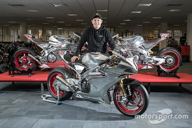 John McGuinness torna al TT con Norton