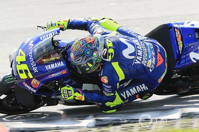 """Rossi: """"Las sensaciones con la moto son positivas y somos muy optimistas"""""""