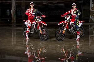 MXGP Noticias Honda irá sin pilotos de MXGP a la primera carrera del año