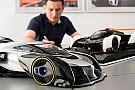 El McLaren Ultimate Vision GT, a escala con Amalgam
