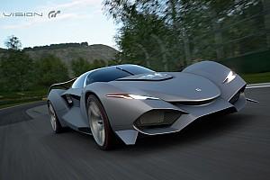 eSports Новость Zagato показала суперкар для Gran Turismo