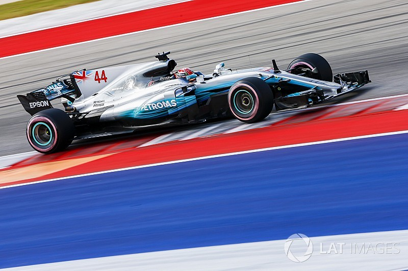 "Hamilton says his car needed ""big changes"" in Austin"