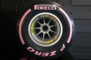 F1 Noticias de última hora Los ultrablandos de Pirelli serán rosas en el GP de EE UU