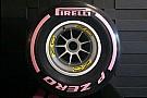 F1 Superblandos rosas para el GP de Austin