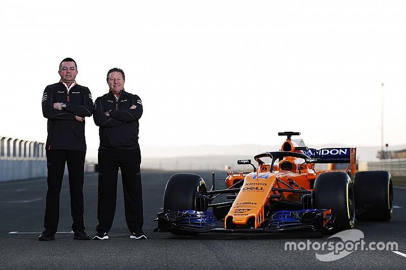 Brown: Red Bull, McLaren için ciddi bir rakip