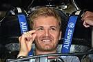Formula 1 Rosberg: