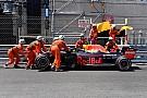 Fórmula 1 Verstappen se estrella y Ricciardo lidera antes de la clasificación de Mónaco