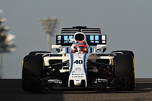 Formula 1 Analysis What Williams learned from Kubica's test