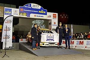 ERC Ultime notizie Efrén Llarena vince il titolo in Spagna e passa all'ERC Junior nel 2018
