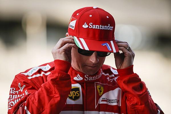 Formula 1 Raikkonen, Ferrari'nin 2017 performansını değerlendirdi
