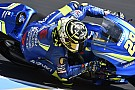 MotoGP Barcelone : Iannone, le plus rapide d'un test perturbé par la pluie